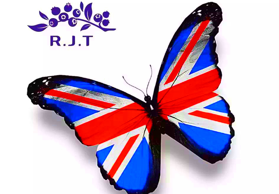 R.J.T Blueberry Park Inc.established the branch of UK on June 4